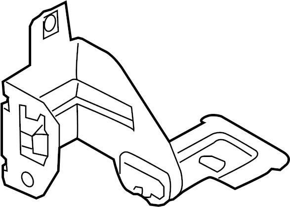 Nissan Cube Fuse Box Bracket  Other