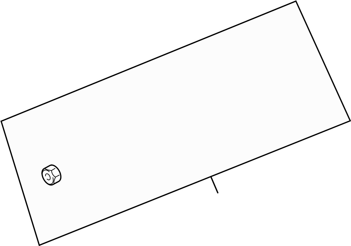 Nissan 350z Accessory Drive Belt Idler  Fitting