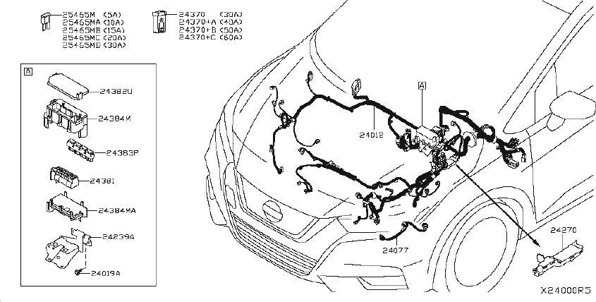 Nissan Versa Fuse  Telematic  Micro  Clasf