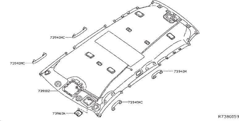 Diagram 2014 Nissan Pathfinder Roof Diagram Full Version Hd Quality Roof Diagram Diagramgansz Sistecom It